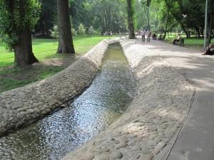 Ботанический сад (Источник в саржином яру)