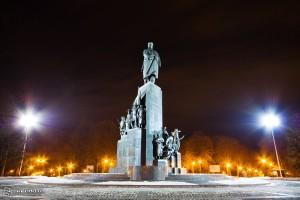 Памятник Т. Г. Шевченко Харьков