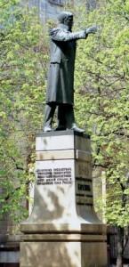 Памятник Каразину