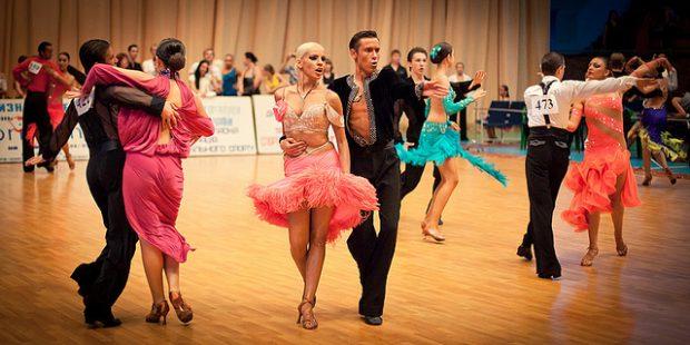Легенда, школа танцев Харьков