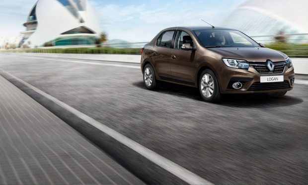Renault, официальный дилер Солли Плюс