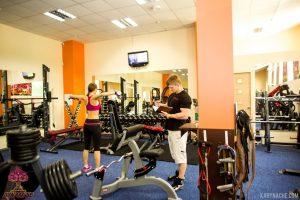 Dynamite Gym, тренажерный зал