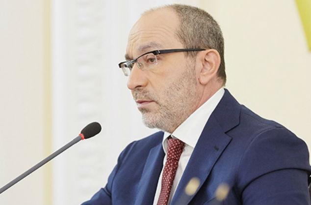 Геннадий Кернес, Харьков