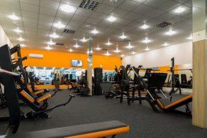 Тренажерный Зал Pulse Gym На Алексеевке