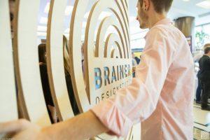 Brainer, дизайн-студия Харьков