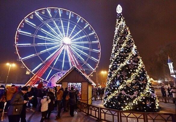 Зачем ехать на Новый Год в Харьков?