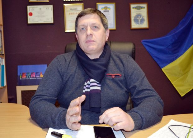 Александр Чумак. Фото MyKharkov.info