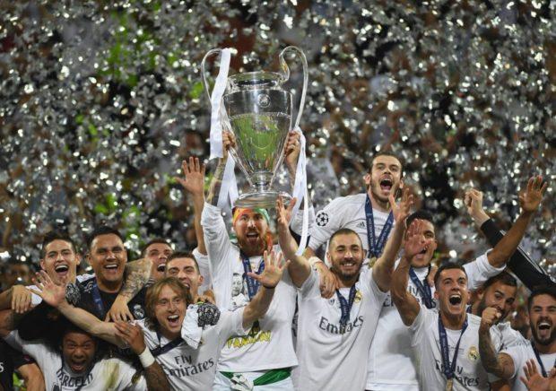 Реал Мадрид, футбол