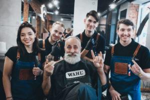 Retro Barbershop Харьков
