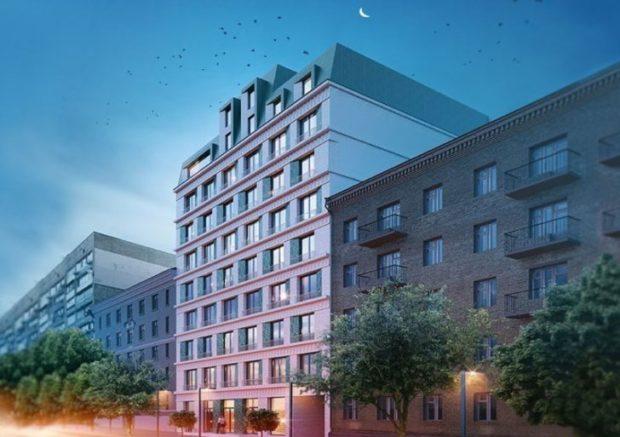 ЖК EINSTEIN Concept House Киев