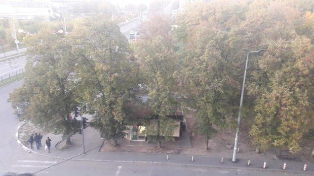 На месте входа в Саржин Яр планируют построить многоэтажку
