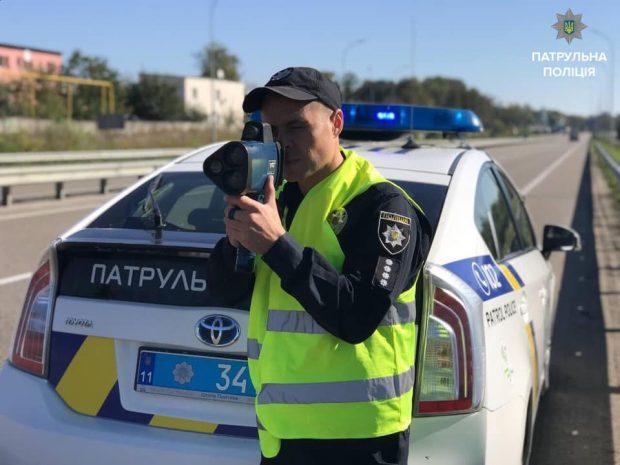 В Харьковской области пока не используют радары TruCAM