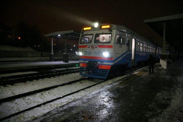На Харьковщине курсирует модернизированная электричка