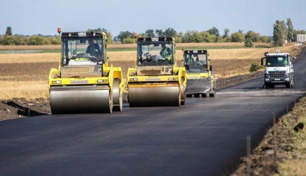 Ремонт дорог в Харькове в 2019 году