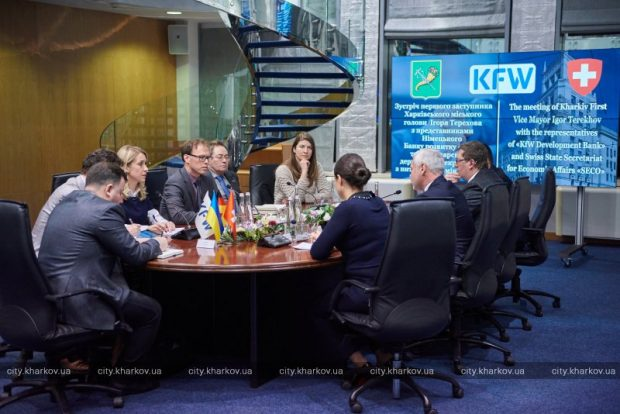 Немецкий банк готов предоставить Харькову кредит на модернизацию тяговых подстанций