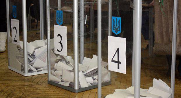 ЦИК образовала 14 окружных комиссий в Харьковской области на выборах президента Украины