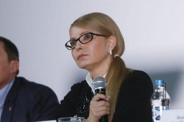 Юлия Тимошенко: «Наша задача - обеспечить новое качество сельской жизни»