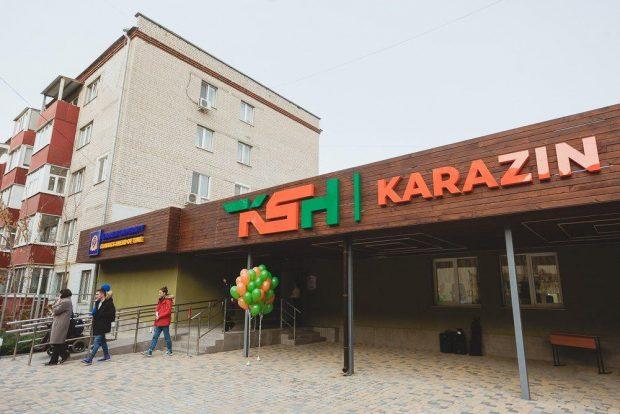 Первое в Украине интерактивное пространство для студентов работает в Харькове