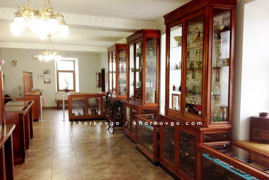 Музей аптека, Харьков