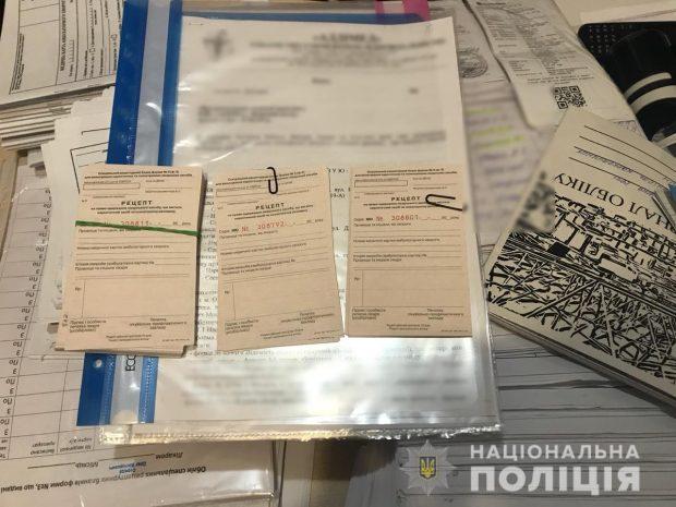 В Харькове врач нарколог незаконно выдавал рецепты на получение наркотических лекарственных средств