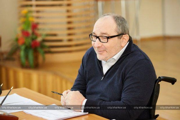 Геннадий Кернес заработал за прошедший год 19 млн гривен