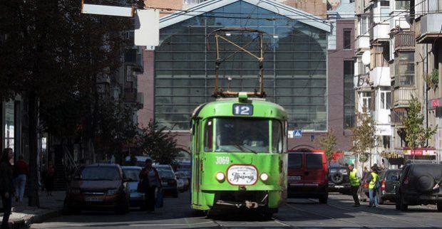 Трамвай №12 временно изменит маршрут