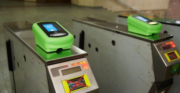 В харьковском метро в тестовом режиме заработал «E-ticket»