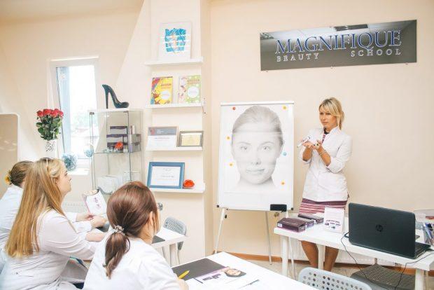 Magnifique beauty school