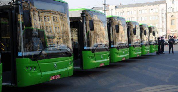 В Харькове введут новые автобусные маршруты