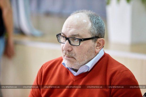 Кернес подтвердил информацию о создании политической партии с Трухановым