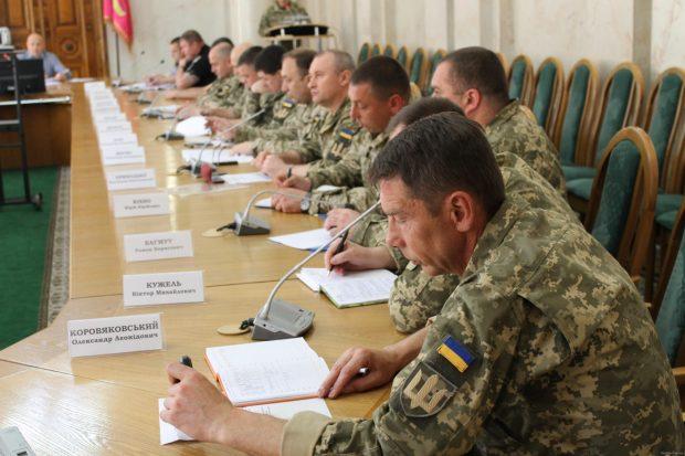 Плановое задание по весеннему призыву в Харьковской области выполнили на 75%
