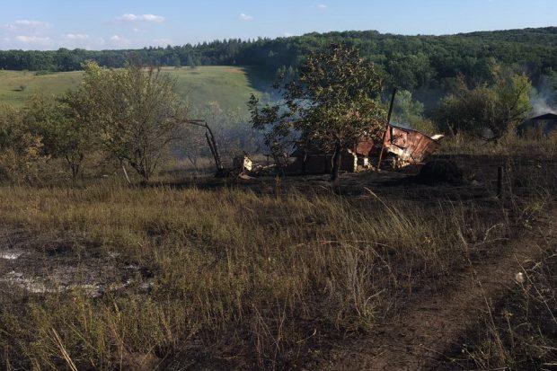 26 пожаров сухостоя и мусора произошли за вчерашний день на Харьковщине