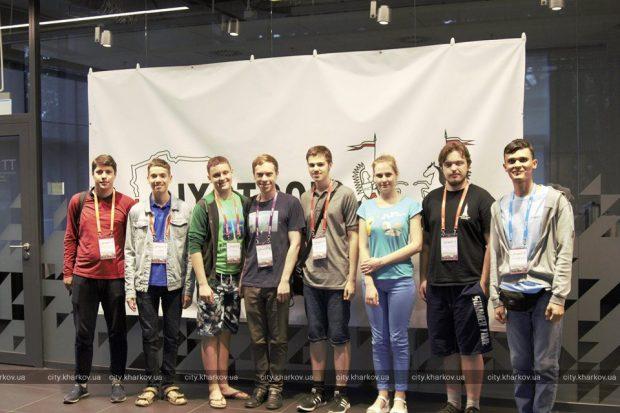Харьковские школьники - призеры международных физических турниров