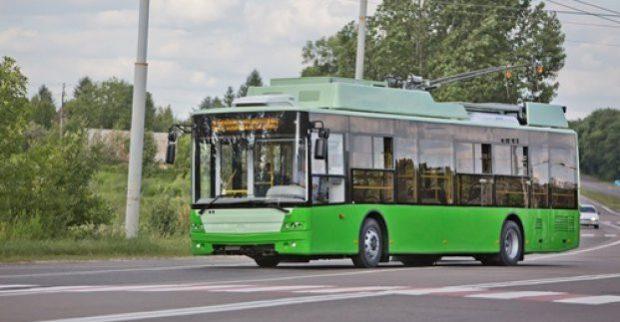 В Харькове начали строить новую троллейбусную линию на Северную Салтовку