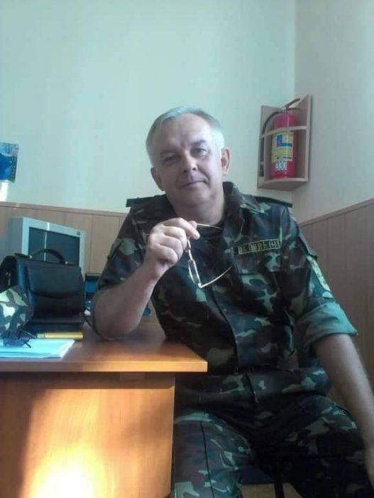 В военном ВУЗе Харькова преподает сепаратист