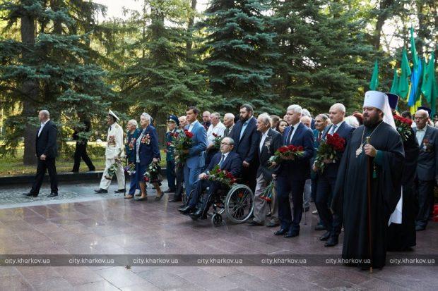 Кернес: Харьков понес огромные потери, но и внес колоссальный вклад в победу