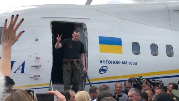 Обмен между Украиной и Россией: в «Борисполе» встретили 35 украинцев
