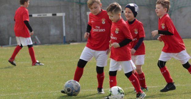 В Харькове открывается футбольная академия португальской «Бенфики»