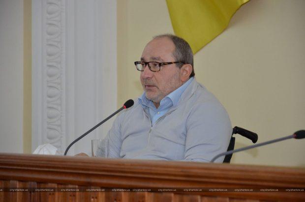 Кернес обсудил с предпринимателями «Барабашово» строительство новой дороги