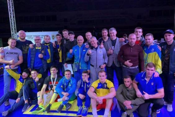 Харьковчане уверенно победили на чемпионате Украины по боксу