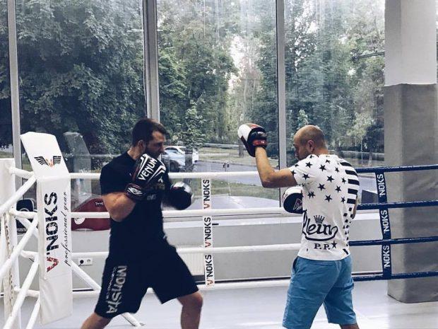 Тайский бокс в Харькове