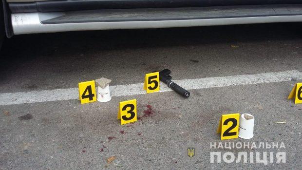 В полиции рассказали новые подробности о перестрелке на Клочковской и взрыве гранаты на ЮЖД