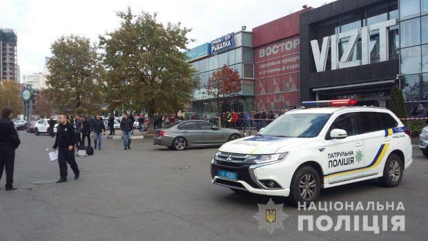 В перестрелке на Клочковской убит свидетель в деле Вороненкова