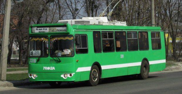 Троллейбусы №7, 45 и 46 возобновляют движение по Московскому проспекту