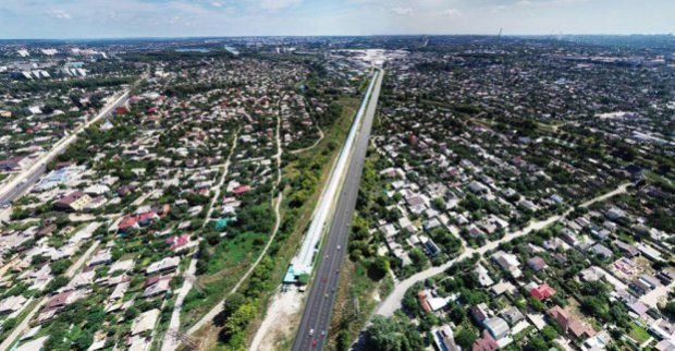 В горсовете утвердили строительство дороги в районе «Барабашово»