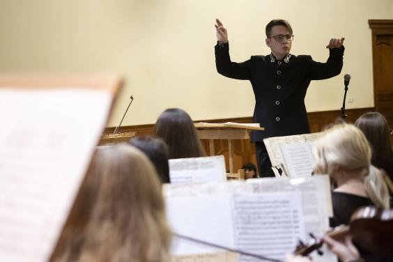 Симфонический оркестр «Слобожанский» представит интерактивное оркестровое шоу для детей