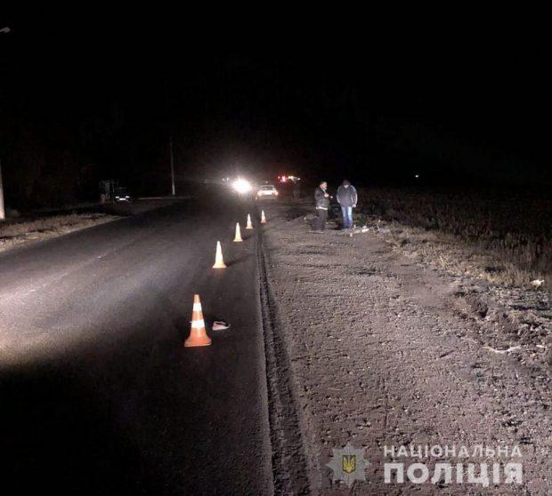 На Харьковщине в результате аварии погиб велосипедист