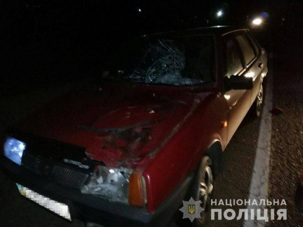 На Харьковщине в результате ДТП погиб мужчина