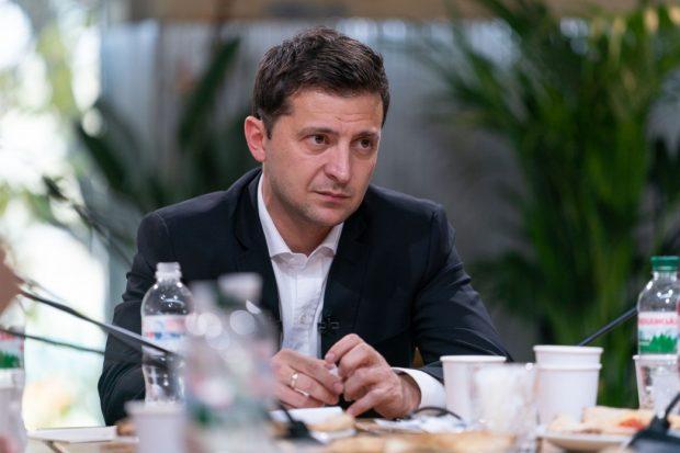 6 ноября в Харьков с рабочим визитом едет Зеленский