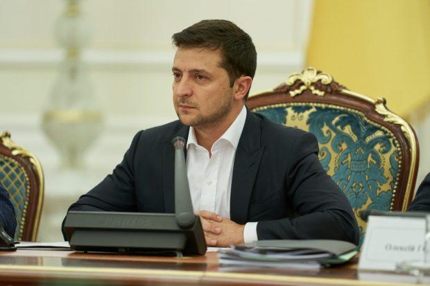 Владимир Зеленский представит новоназначенного председателя Харьковской областной государственной администрации